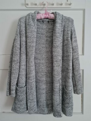 Tchibo / TCM Cardigan grey cotton