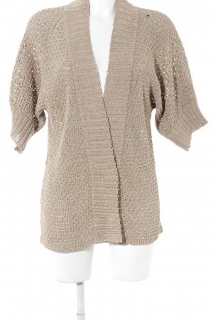 Cardigan beige Casual-Look