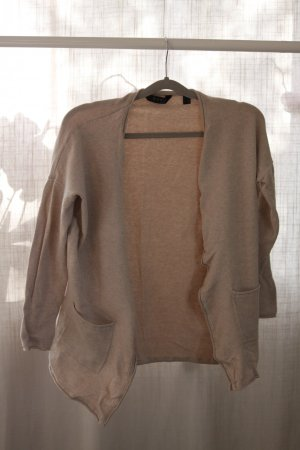 Body by Tchibo Cardigan oatmeal cotton