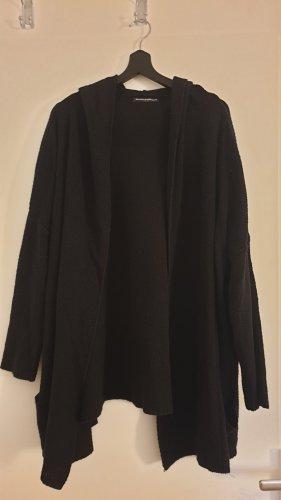 Brandy & Melville Gebreide cardigan zwart Katoen