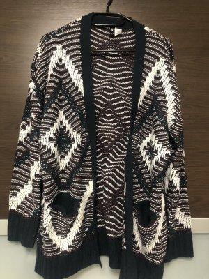 H&M Cardigan en crochet multicolore