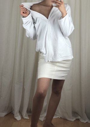 Carla Fasini Cardigan white