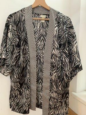 H&M Conscious Collection Kimono Blouse multicolored