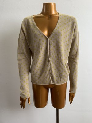 Dear Cashmere Knitted Cardigan beige