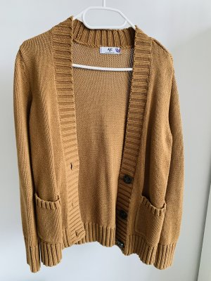 AJC Cardigan brown