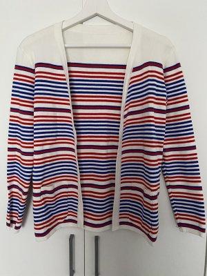 Unbekannte Marke Knitted Cardigan multicolored