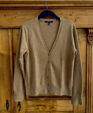 Gant Giacca in maglia sabbia