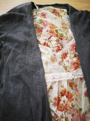 Cardigan grau Zara
