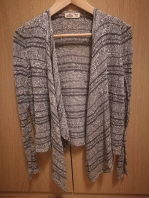 Hollister Coarse Knitted Jacket multicolored