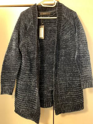 Cardigan in dunkelblau