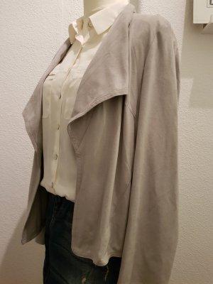 Cardigan / Jacke grau Gr.40