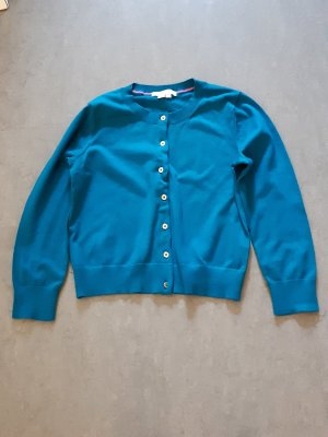 Boden Knitted Cardigan neon blue