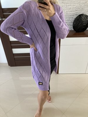 Pull long violet