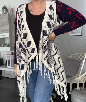 Glamorous Knitted Vest multicolored