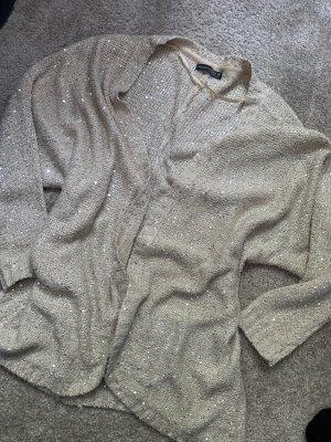 cardigan pailletten gr M-L oversize