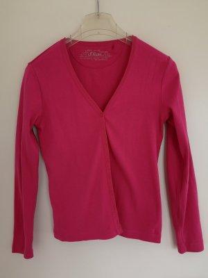 Cardigan pink s. Oliver
