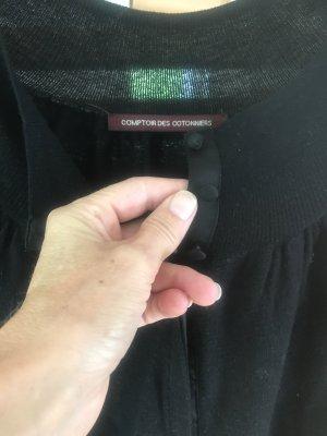 Comptoir des Cotonniers Maglione lavorato a maglia nero