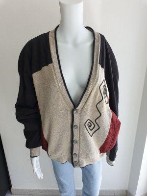 Cardigan Pullover Hoodie Sweatshirt Strickjacke oversize sweater Pulli True Vintage Bluse Jacke