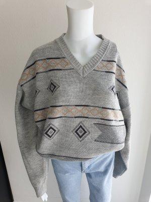Cardigan Pullover Sweatshirt Strickjacke Hoodie oversize sweater Pulli True Vintage 52 54 Jacke Bluse