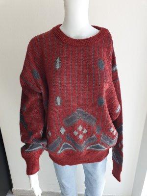 Cardigan Pullover Sweatshirt Strickjacke Hoodie oversize sweater Pulli True Vintage Jacke Bluse