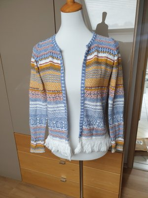 Rich & Royal Knitted Cardigan multicolored