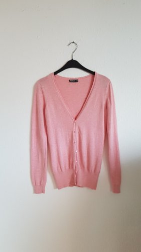 Cardigan rosa Größe 38