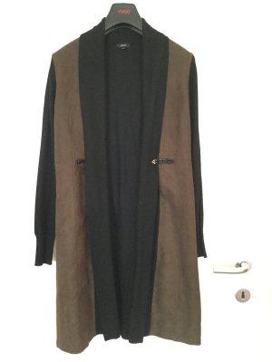 Jones Cardigan in maglia nero-bronzo