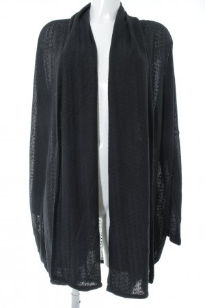 Cardigan schwarz Casual-Look