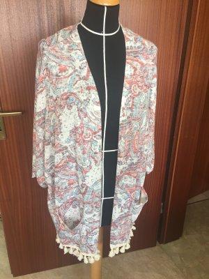 Cardigan sommer Muster paisley Kimono