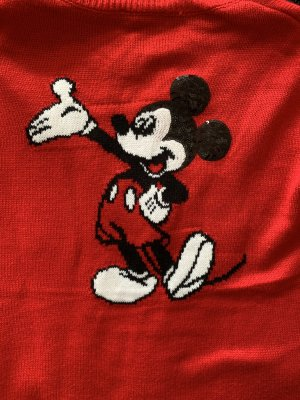 Cardigan Strick clockhouse Gr. M Mickey Mouse