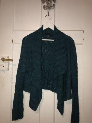 H&M Crochet Cardigan multicolored