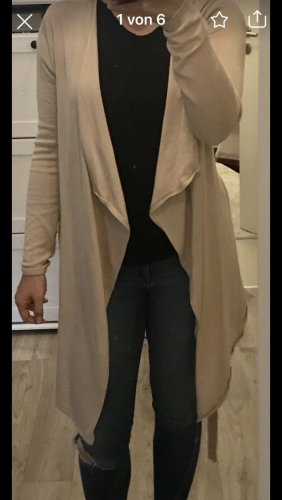 Bodyflirt Cardigan in maglia beige