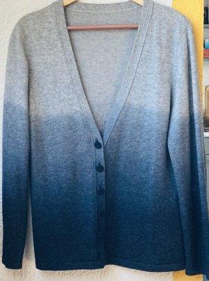 Cardigan Strickjacke Gr.M hochwertige Wolle.