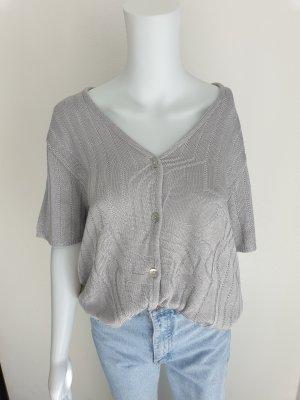 Cardigan Strickjacke Pullover Hoodie oversize sweater Pulli True Vintag Jacke 40 42 Bluse Hemd