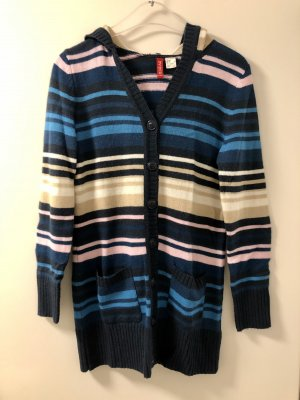Devided von H&M Hooded Vest multicolored