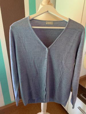 Sure Knitted Cardigan azure