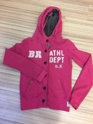 Better Rich Sweat Jacket pink-white