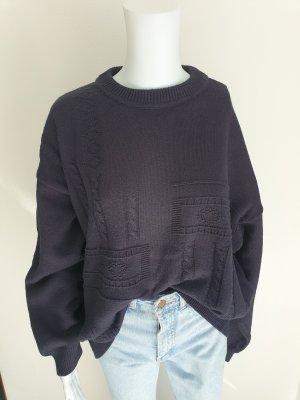 Vintage Oversized Sweater black