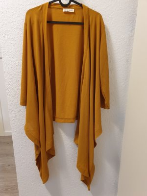 24Colours Cardigan giallo-arancione