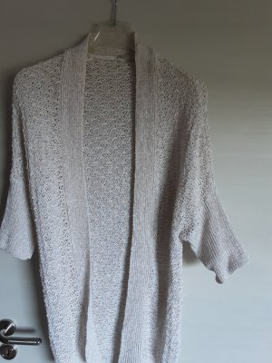 Chelsea Rose NYC Knitted Cardigan white