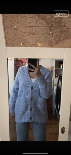 Zara Cardigan azzurro