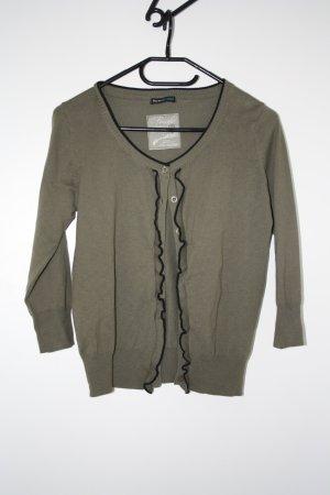 Blue Seven Knitted Vest dark grey