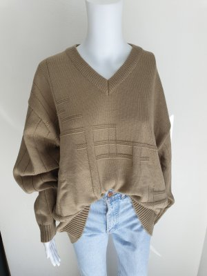 Vintage Oversized Sweater oatmeal-beige