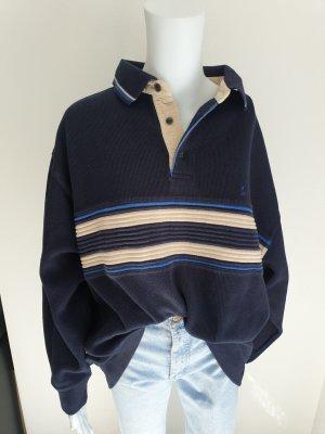 Daniel Hechter Oversized Sweater blue-dark blue