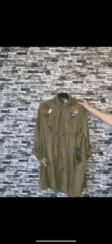 Zara Cardigan khaki