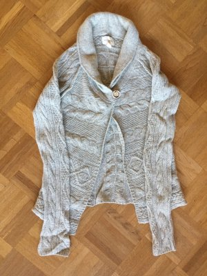 Banana Republic Cardigan tricotés gris clair laine alpaga