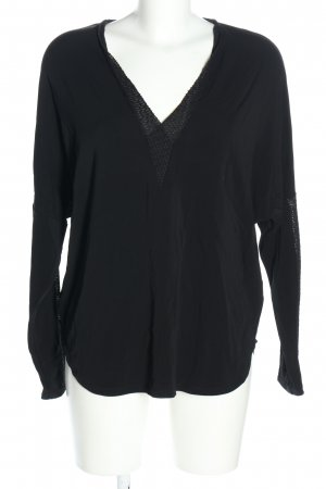 Carell Thomas Slip-over Blouse black business style