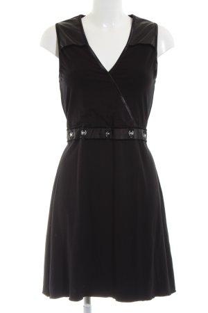 Carell Thomas Pinafore dress black casual look