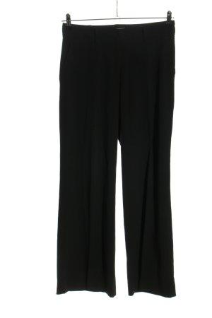 Caren Pfleger Spodnie garniturowe czarny W stylu biznesowym