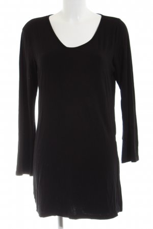 Caren Pfleger Longshirt schwarz Business-Look